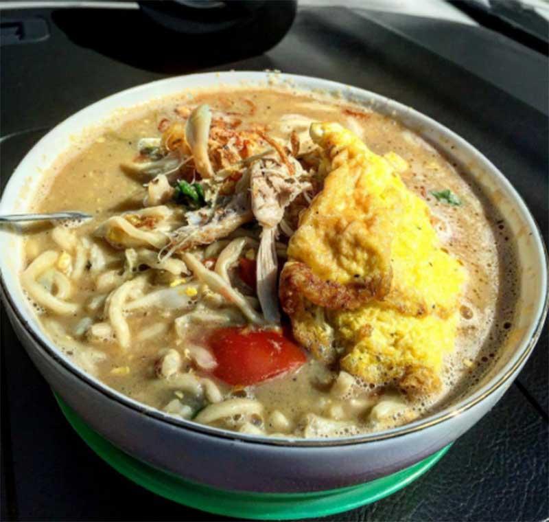 Ngaku Pecinta Kuliner, Kamu Harus Cobain Mie Khodon Lampung