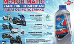 Motor Matic Yang Direkomendasikan Menggunakan Federal Oil