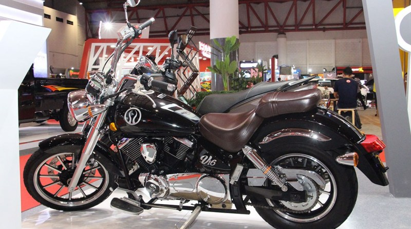 Motor Bergaya Ala Harley-Davidson Ini Dijual Rp53 Juta Saja