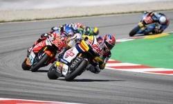 Tanpa Podium Sam Lowes Raih Poin di Moto2 Catalunya