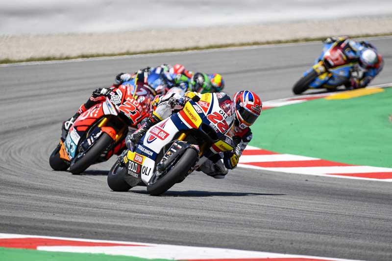 Tanpa Podium Sam Lowes Raih Poin di Moto2 Catalunya 2019