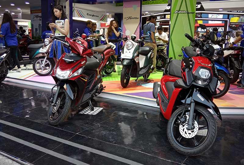 Harga Terbaru Motor Matic Yamaha 2019