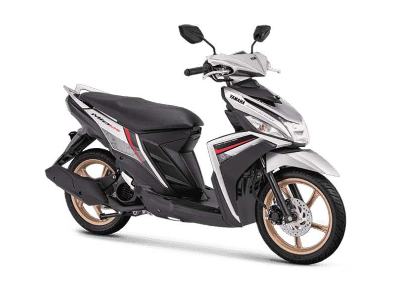Mau Beli Motor Matic Yamaha, Ini Harga Terbaru Mio M3 2019