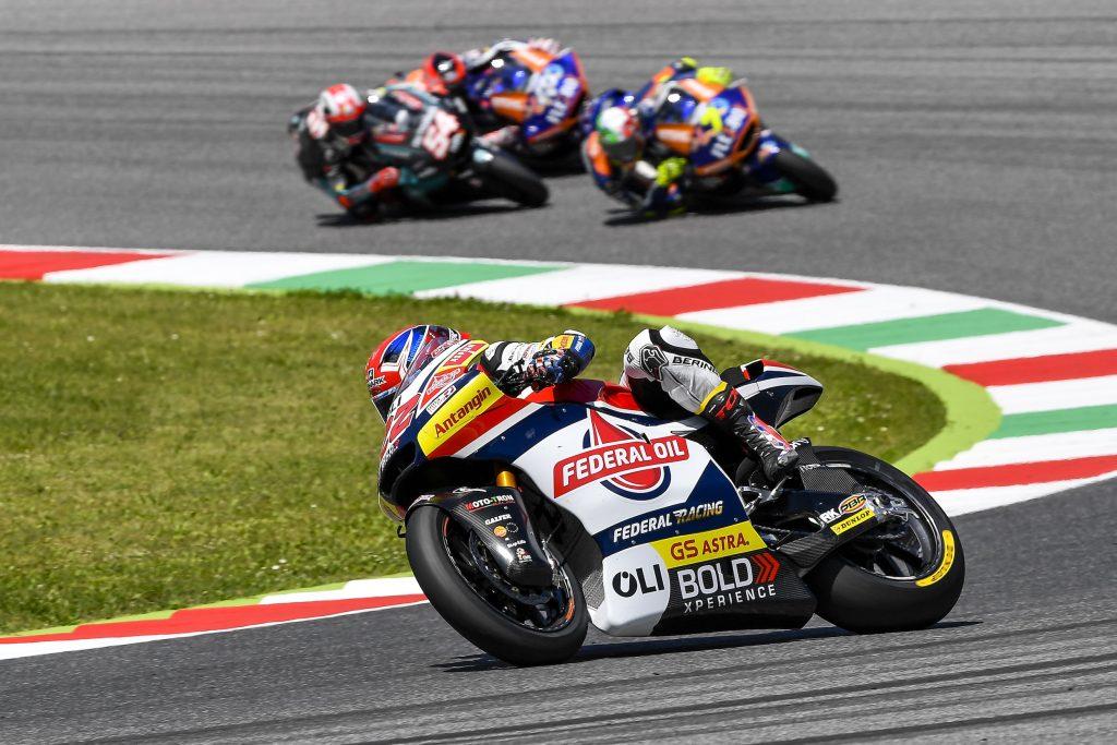 Sam Lowes Akhiri Puasa Poin di Moto2 Mugello Italia 2019