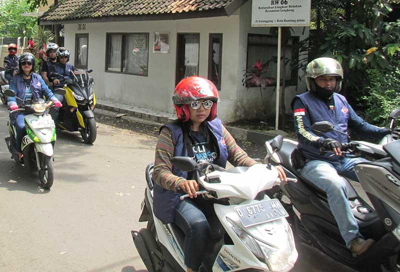 Kamu Harus Tahu, Ini Bahaya Jika Tidak Pakai Helm Saat Riding