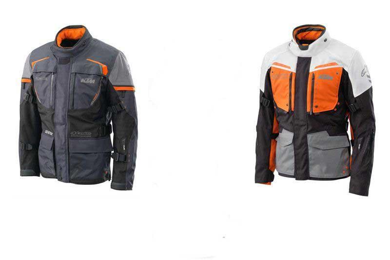 Jaket Touring Alpinestar Dilengkapi Airbag, Cocok Buat Touring