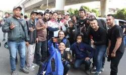 Keseruan Meet And Greet Sam Lowes, Mulai Dari Ganti Oli Sampai Bikin Kopi