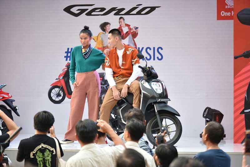 7.500 Motor Honda Terjual di Jakarta Fair 2019