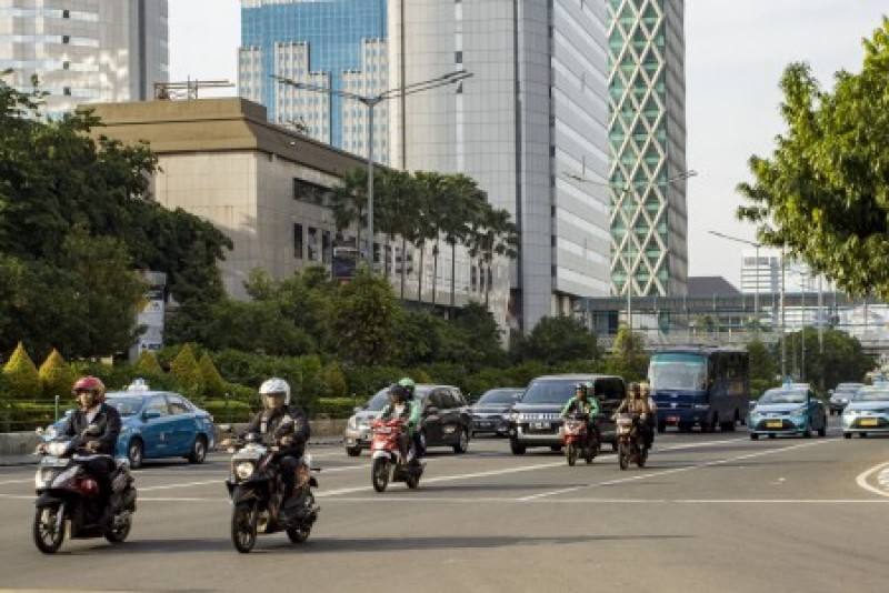 Bikers Panik Ada Aturan Ganjil Genap Untuk Motor, Ternyata Hoax