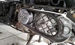 Setelah Berapa Kilo Meter Harus Ganti V-Belt Motor Matic