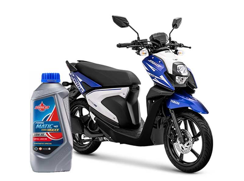 Rekomendasi Oli Terbaik Untuk Yamaha X-Ride 125 2019