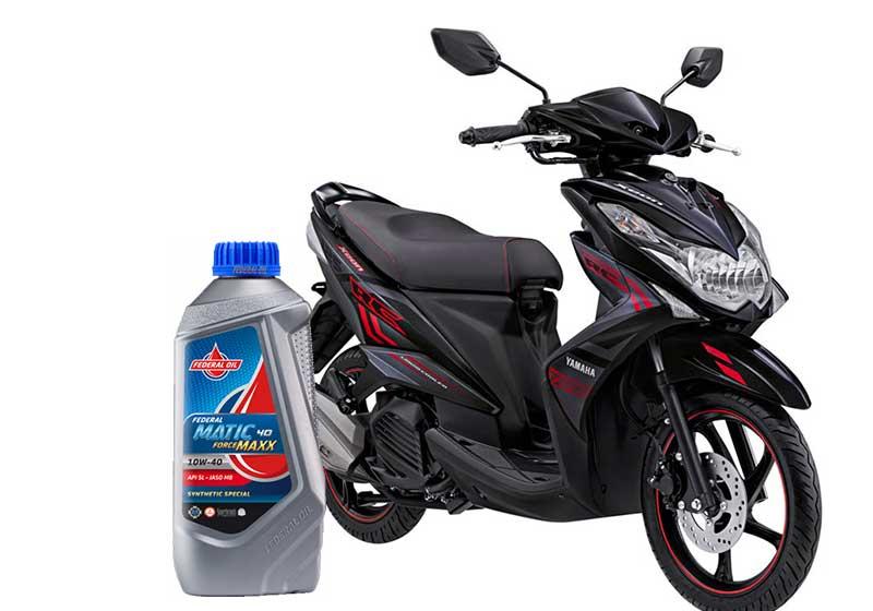 Oli Motor Matic Terbaik Untuk Yamaha Xeon