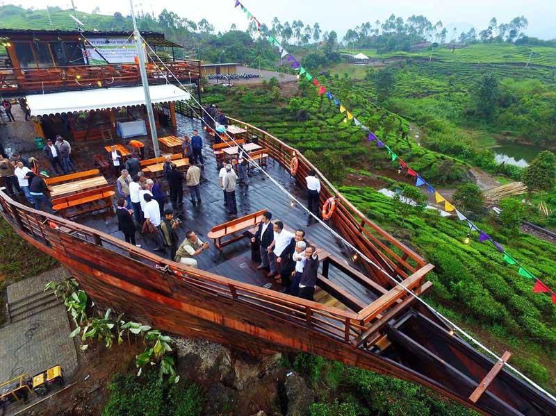 Rekomendasi Tempat Wisata Bersama Keluarga di Bandung