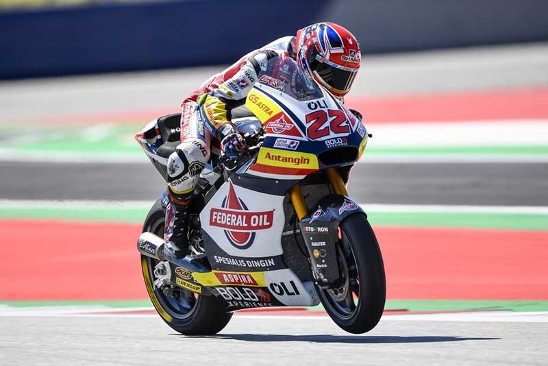 Latihan Bebas Hari Pertama Moto2 Austria Sam Lowes Masih Banyak Pekerjaan