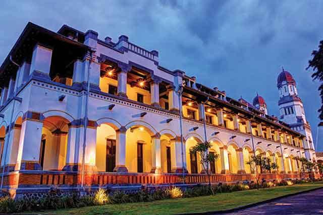 Rekomendasi Tempat Wisata Keluarga di Semarang