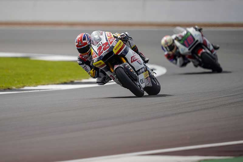 Latihan Bebas Moto2 Silverstone, Sam Lowes Beri Kejutan