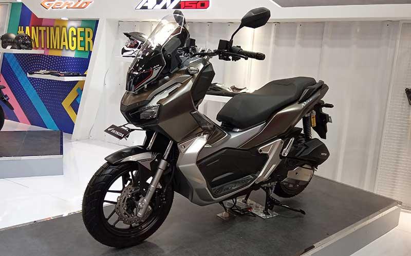 Spesifikasi Lengkap Honda ADV 150, Mesin Sama Seperti PCX Tapi Ada Yang Beda