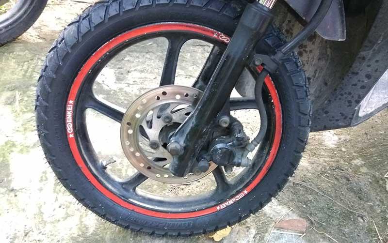 Alternatif Ukuran Ban Untuk Motor Matic Ring 14