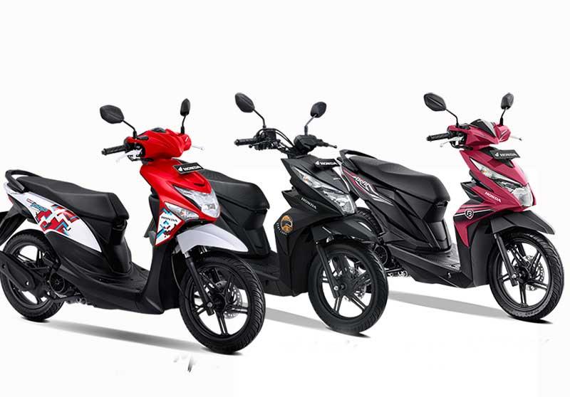 Harga Terbaru Honda BeAT Series Agustus 2019