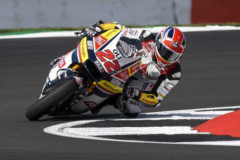 Sam Lowes Bertekad Raih Podium di Moto2 Silverstone 2019