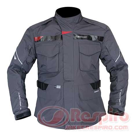Jaket Respiro Nusantara R3, Bikin Nyaman Berkendara