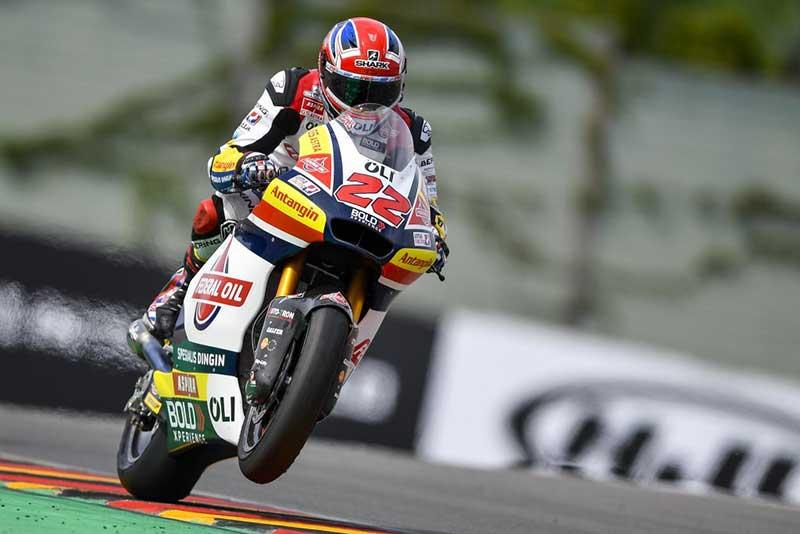 Hasil FP1 Dan FP2 Moto2 Brno 2019, Sam Lowes Masih Fokus Pada Setup Motor