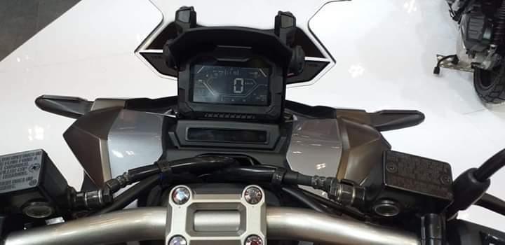 Punya Desain Mirip X-ADV759, Ini Fitur Yang Ada di Panel Meter Honda ADV150