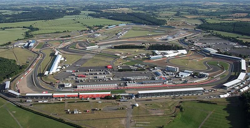 Profil Singkat Sirkuit Silverstone Inggris
