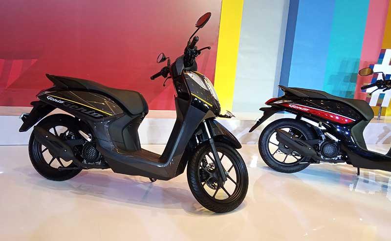 Harga Dan Spesifikasi Lengkap Motor Matic Terbaru Honda Genio
