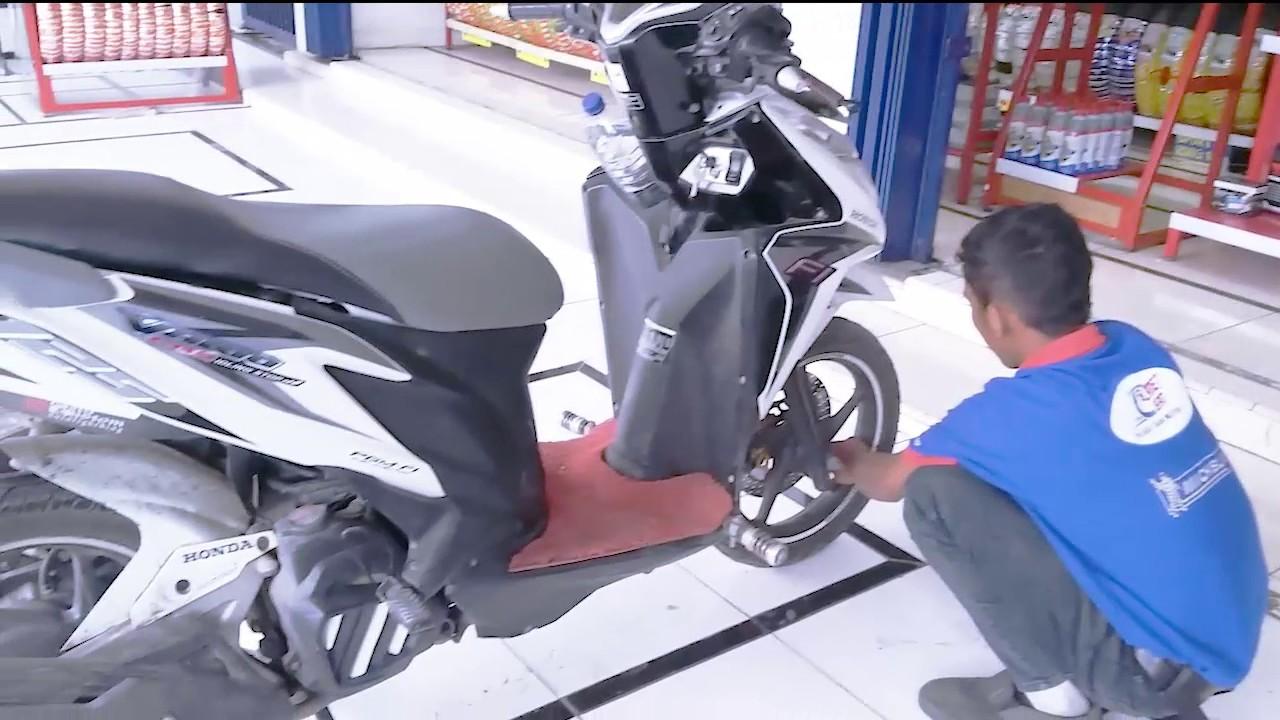 Tekanan Angin Ban Yang Ideal Untuk Motor Matic
