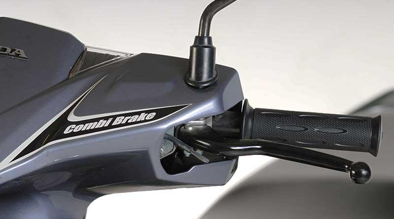 Memahami Cara Kerja Rem Combi Brake Pada Motor Matic