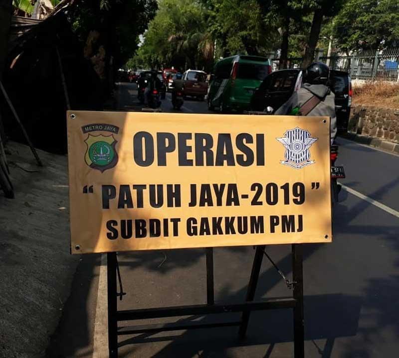 Ada Operasi Patuh Jaya 2019, Lengkapi Surat-Surat Kendaraan Kamu
