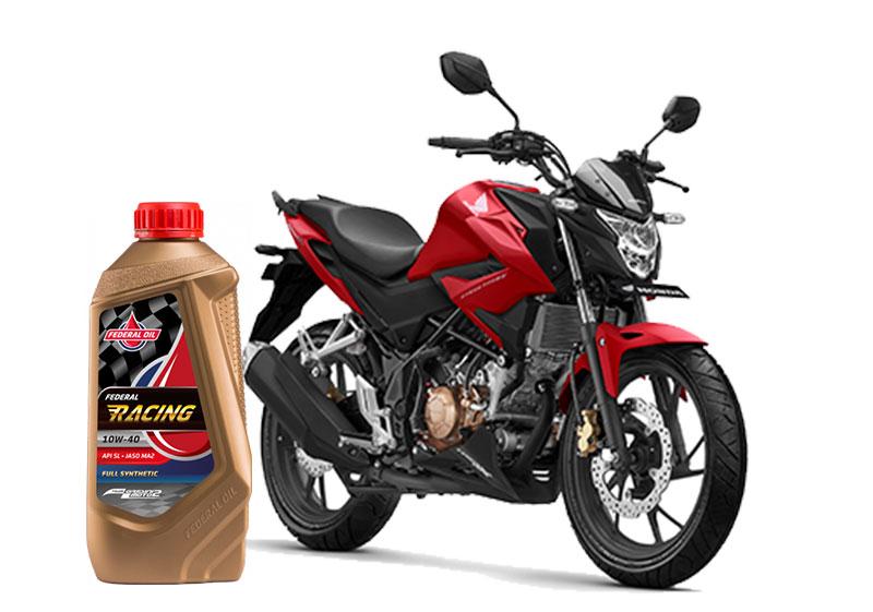 Oli Terbaik Untuk Motor Sport Honda CB150R StreetFire