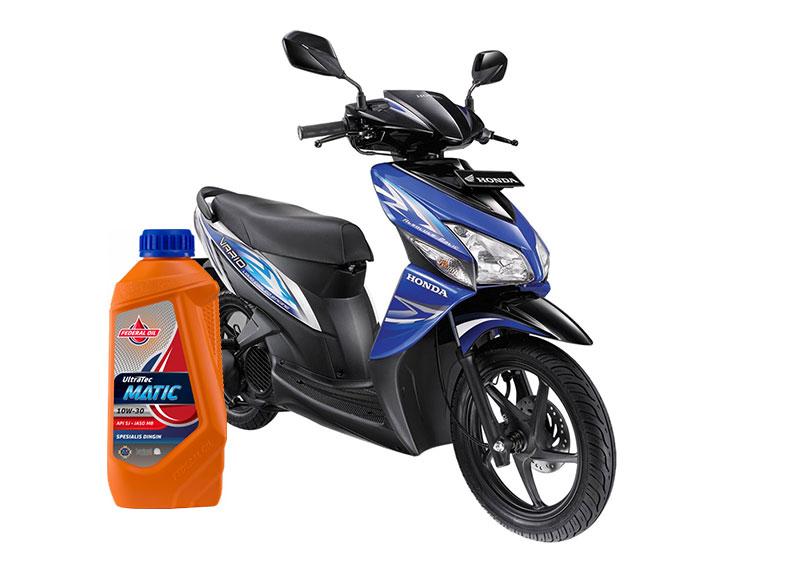 Yang Pakai Motor Honda Vario Karburator, Nih Oli Yang Direkomendasikan
