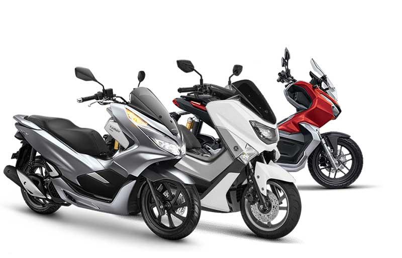 Harga Motor Matic 150cc Yamaha Nmax, Aerox, PCX Dan ADV 150