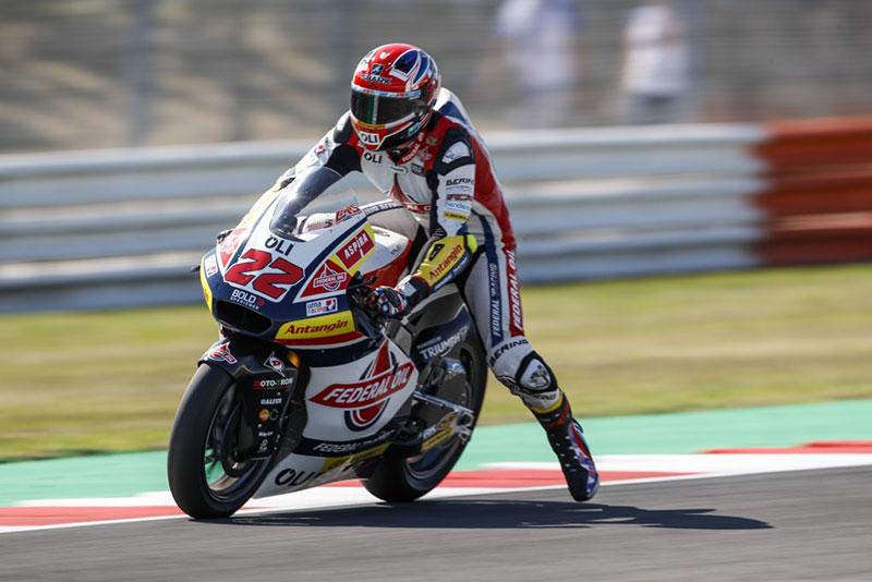 Kualifikasi Moto2 Misano, Sam Lowes Start Dari Baris Ke 3