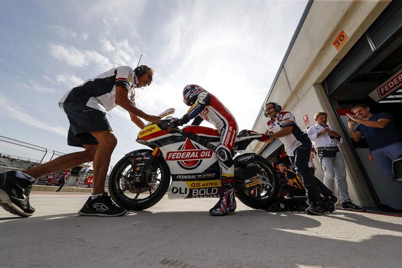 Hasil Latihan Bebas Moto2 Aragon, Sam Lowes Tercepat Ke Tiga