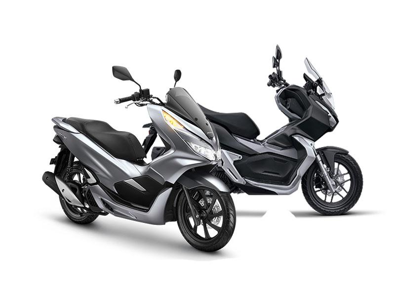 Irit Mana Konsumsi Bahan Bakar Honda ADV 150 Dibandingkan Honda PCX 150