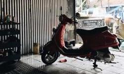 Rekomendasi Bengkel Motor Vespa di Jakarta