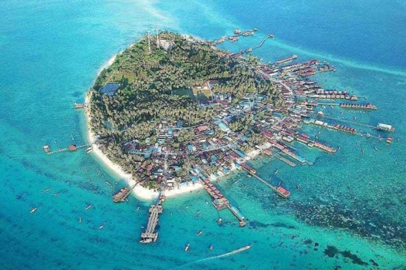 Destinasi Wisata Pulau Yang Indah di Indonesia Ada Yang Seperti di Eropa