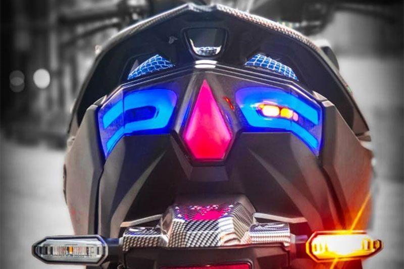 Bikin Tampilan Belakang Honda Vario Kamu Jadi Keren Dengan Aksesoris Ini