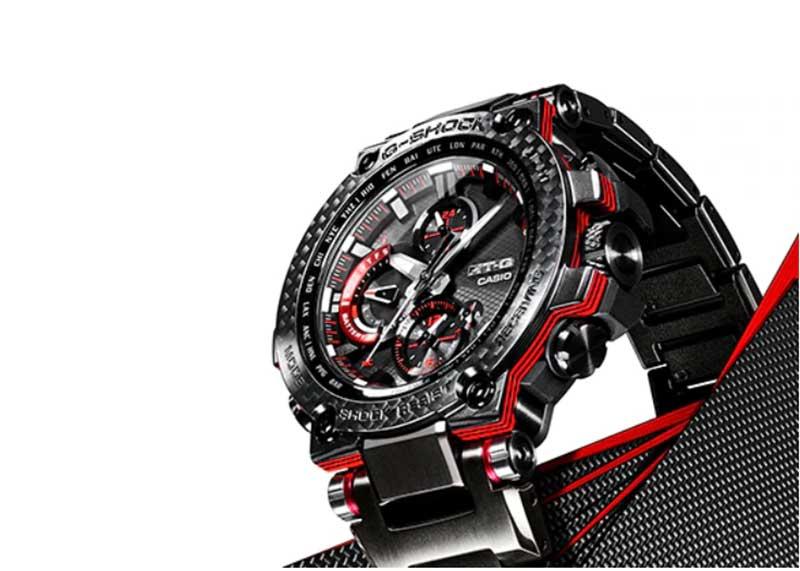 G-Shock MT-G Jam Tangan Tangguh Cocok Buat Bikers Pecinta Petualang