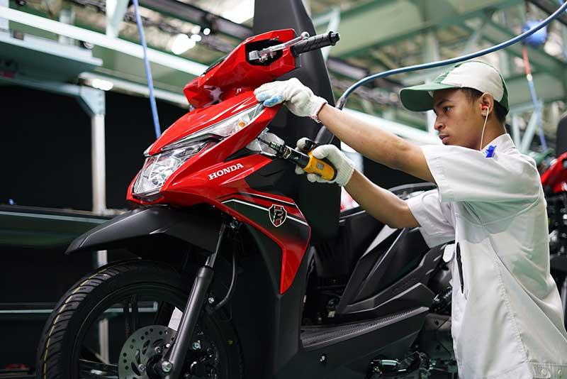 Panduan Servis Tahun Pertama Motor Honda BeAT