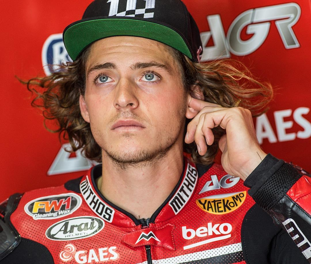 Edgar Pons Resmi Jadi Pembalap Federal Oil Gresini Moto2 2020 Bersama Nicolo Bulega