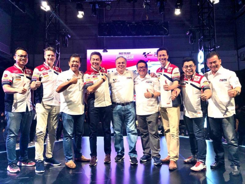 Jadi Sponsor di Pre Launching Mandalika Grand Prix, Federal Oil Ingin MotoGP Indonesia Sukses