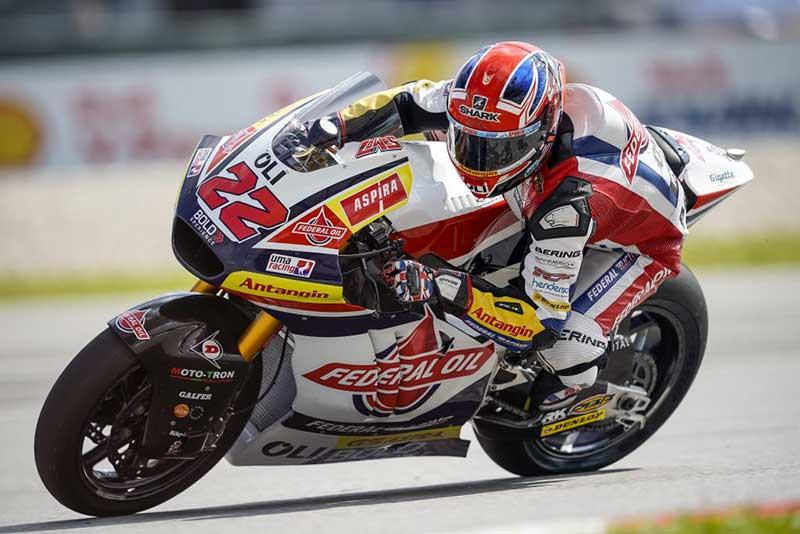 Hasil FP2 Moto2 Sepang Malaysia, Sam Lowes Pertajam Catatan Waktu