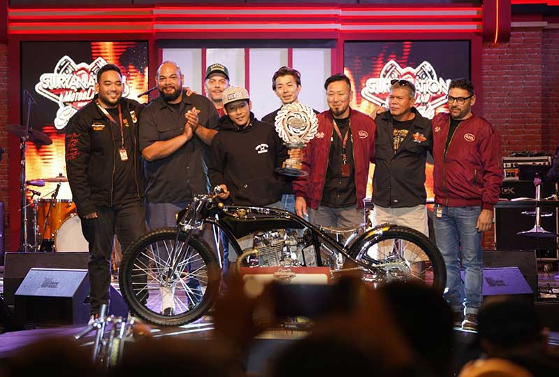 Ini Dia Motor Yang Jadi Pemenang The Greatest Bike Suryanation Motorland 2019