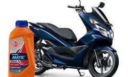 Oli Yang Direkomendasikan Untuk Motor Honda PCX Lama