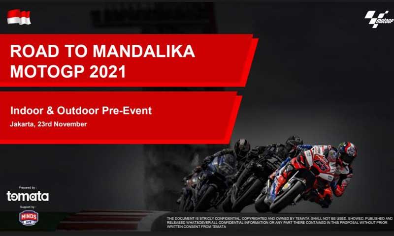 Yuk Seru-Seruan Bareng Federal Oil di Acara Road To Mandalika MotoGP 2021