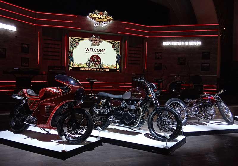 Suryanation Motorland Show Off Bakal Lebih Seru